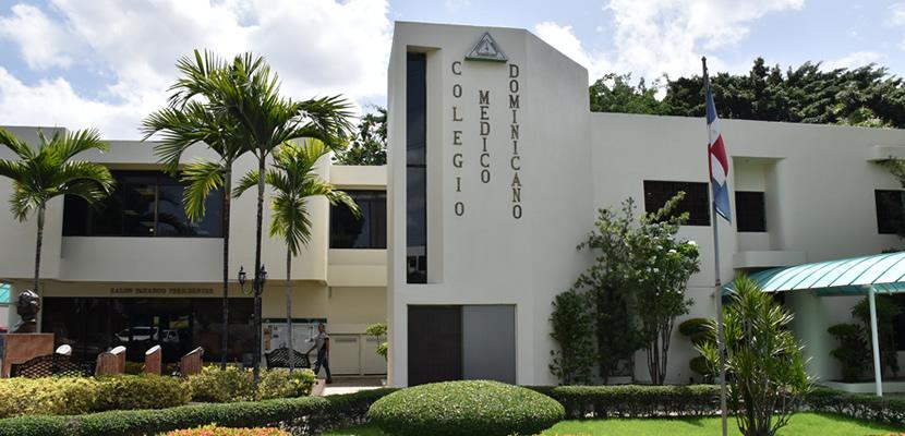 Resultado de imagen para colegio medico dominicano